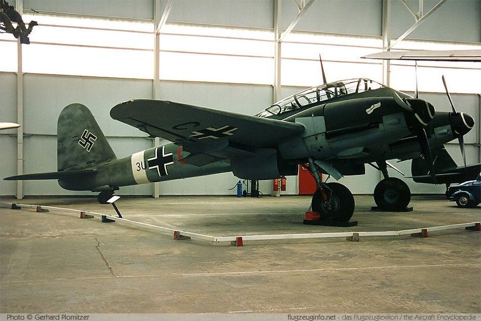Messerschmitt Me 410 B by Dave Aungst (ProModeler 1/48)