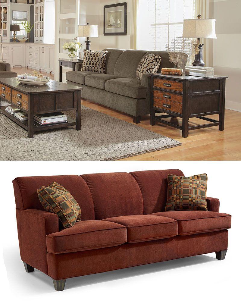 Dempsey Sofa By Flexsteel