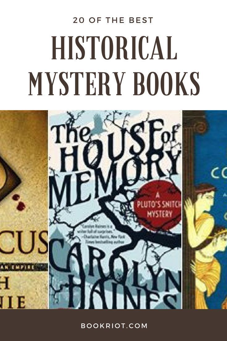 20 Of The Best Historical Mystery Books is part of Historical mystery books, Mystery books, Historical fiction books, Inspirational books, Historical novels, Books - When two historians discuss the same event, you'll end up with three different perspectives  That's why historical mystery books are so fun