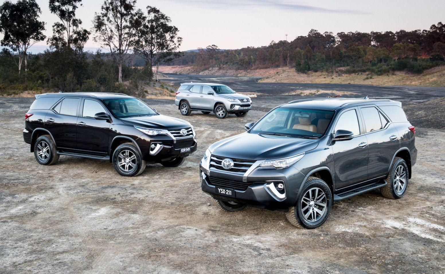 11 Image Toyota Fortuner 2020 in 2020 Toyota, Toyota