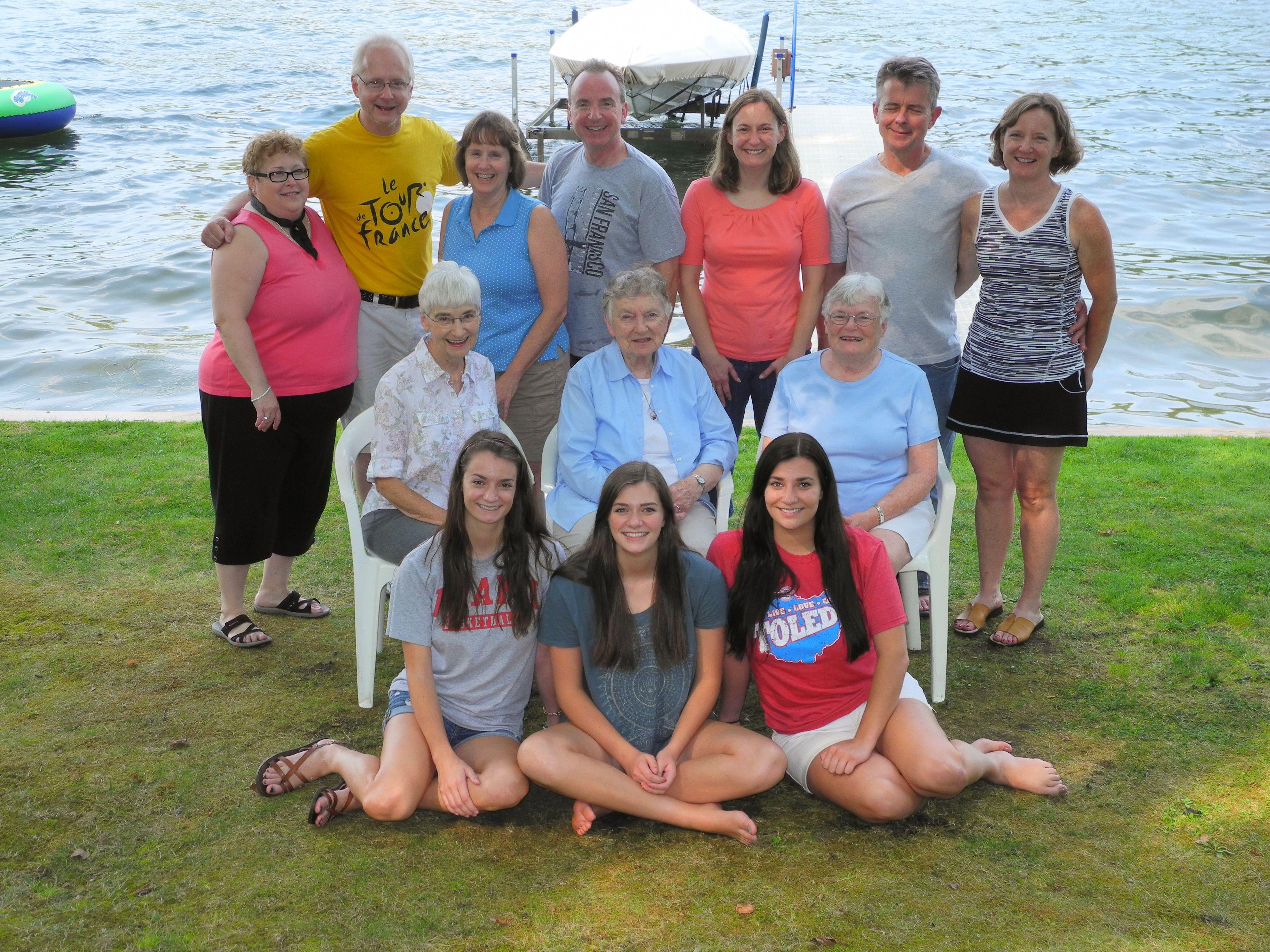 Family reunion michigan sept 2015 family reunion my