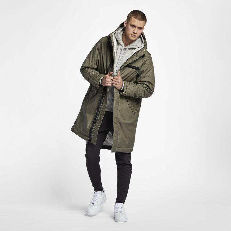 Sportswear NSW Men's Synthetic Fill Parka | Nike sportswear