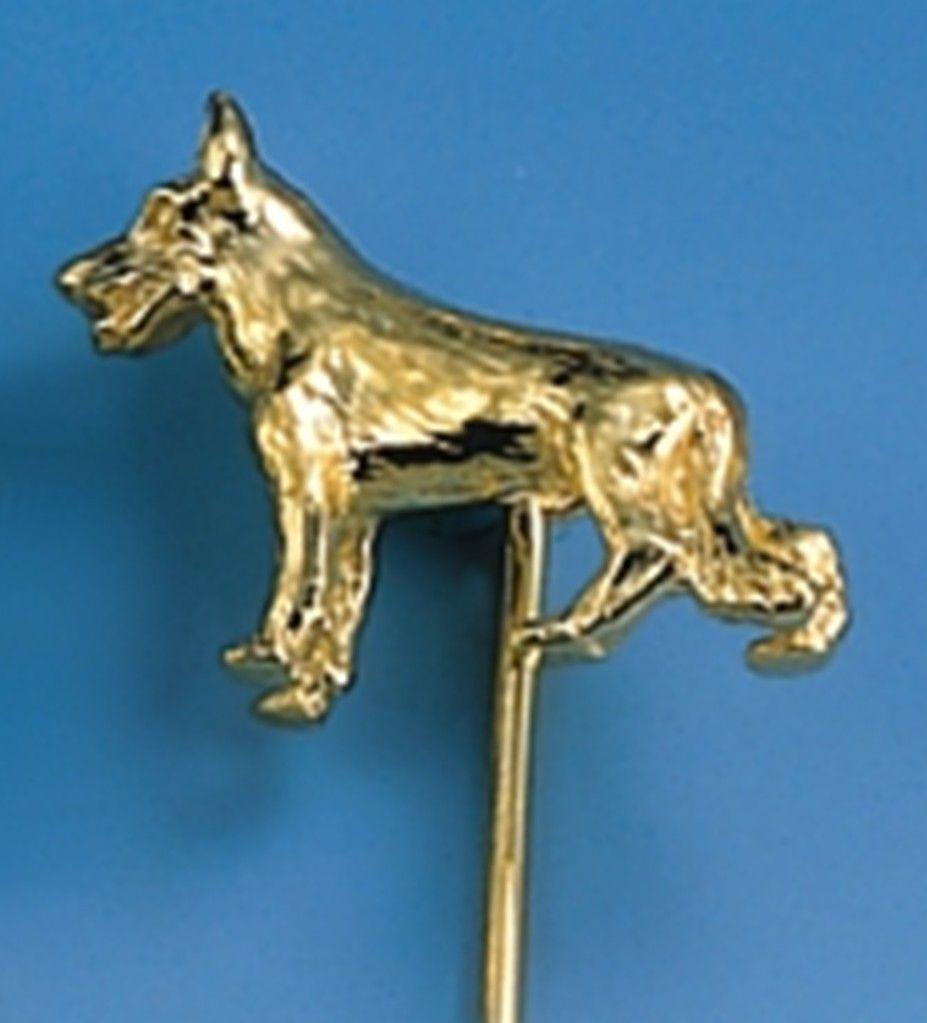 Anstecknadel Schäferhund