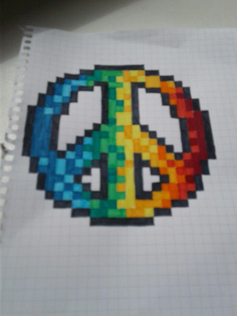 Pixel Art Multicolore Pixel Art Art Multicolore Et Art