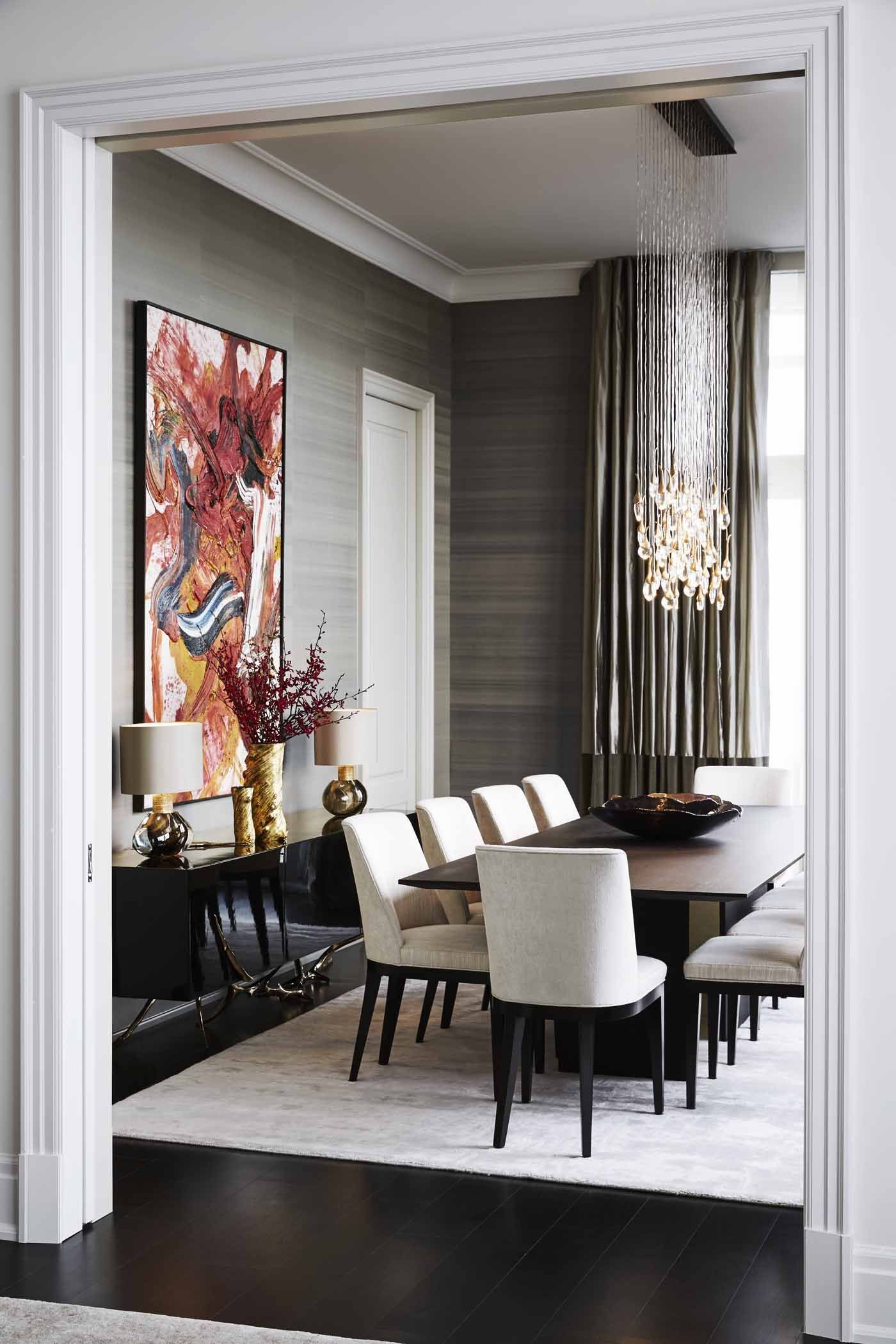 13 Dining Room Chandeliers For Every Taste   Luxury dining room ...
