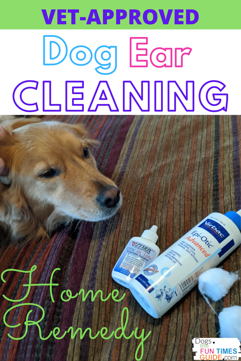 How To Clean Treat A Dog S Itchy Smelly Ears Vet Approved Products To Use Dogs Ears Infection Cleaning Dogs Ears Ear Infection Remedy