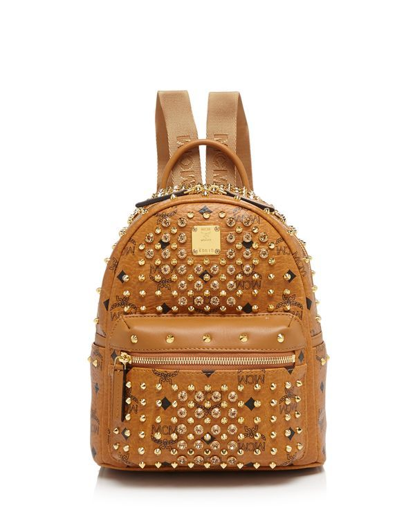 4cdc4208b475 Mcm Backpack - Diamond Visetos Mini | MCM❤ | Mcm backpack ...