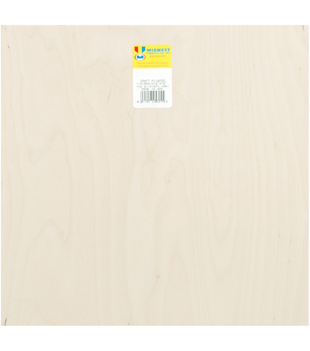 Midwest Products Craft 12 Plywood Sheet Plywood Sheets Wood Craft Supplies Wood Crafts Diy