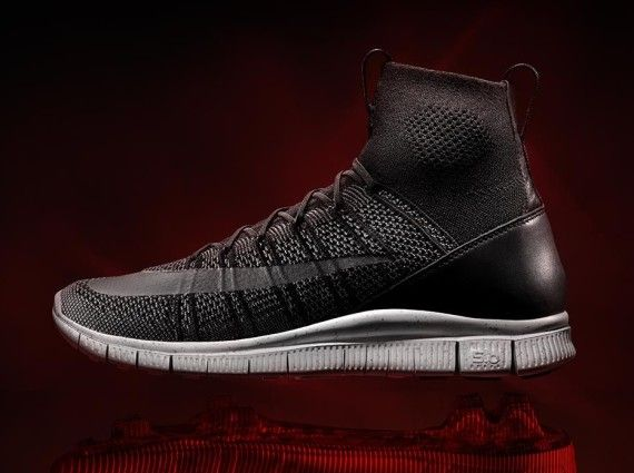 becc3797b548 mercurial superfly htm 570x425 Nike Free Mercurial Superfly HTM Available