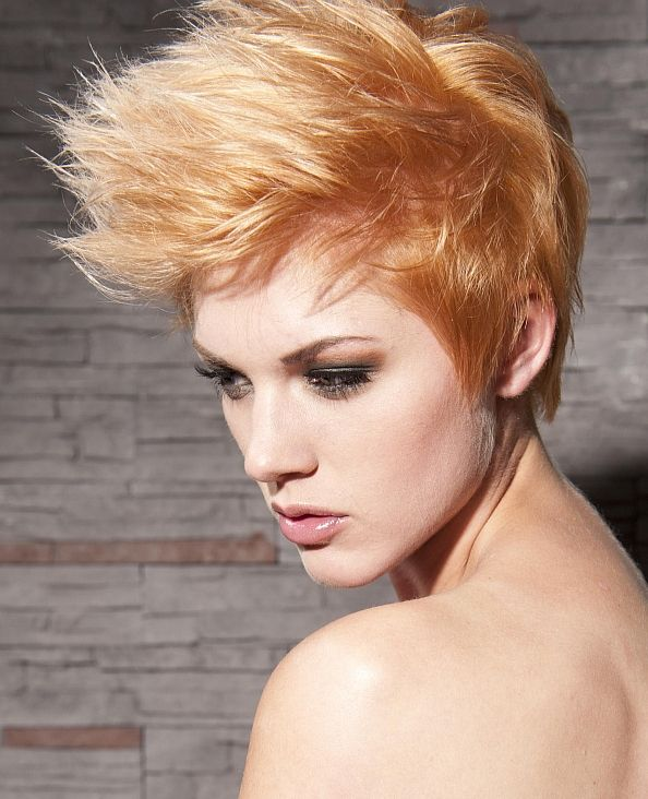 14 Short Hairstyles For 2014 The Model Stage Blog Short Hair Styles Hair Styles 2014 Hair Styles