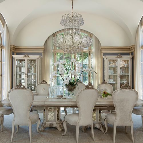 Dining Rooms | Michael Amini Furniture Designs | Amini.com