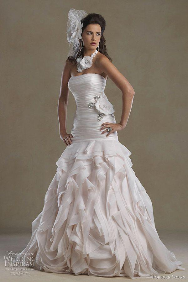 Forever Yours Wedding Dresses 2012   Pinterest   Stunning wedding ...