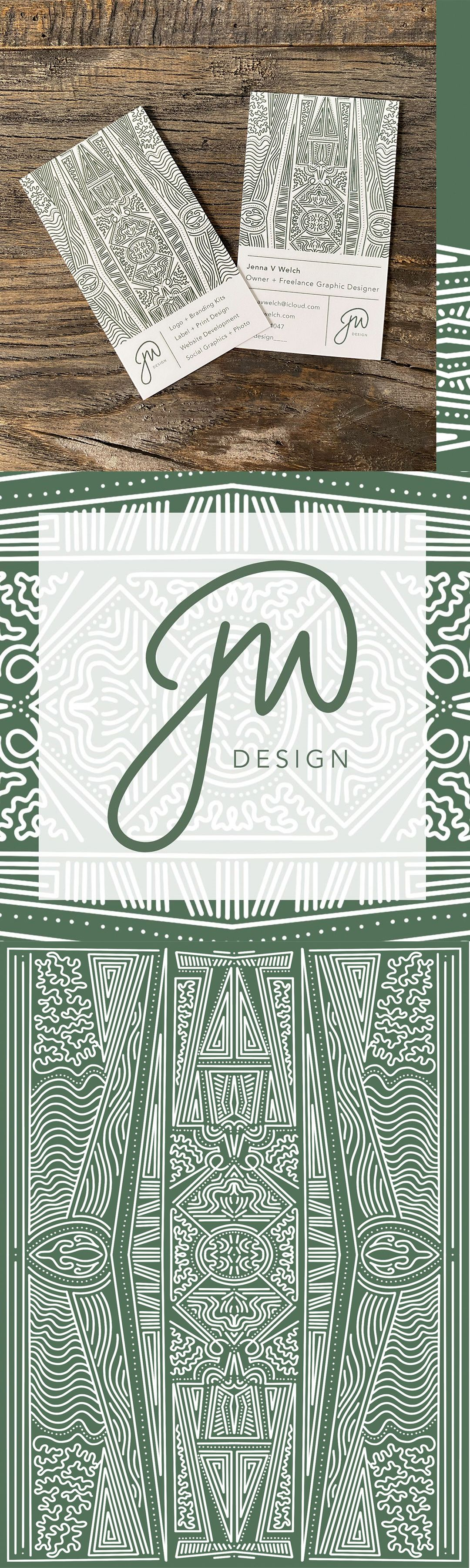 Jw Design Business Card In 2020 Business Card Gallery Business Card Design Business Design