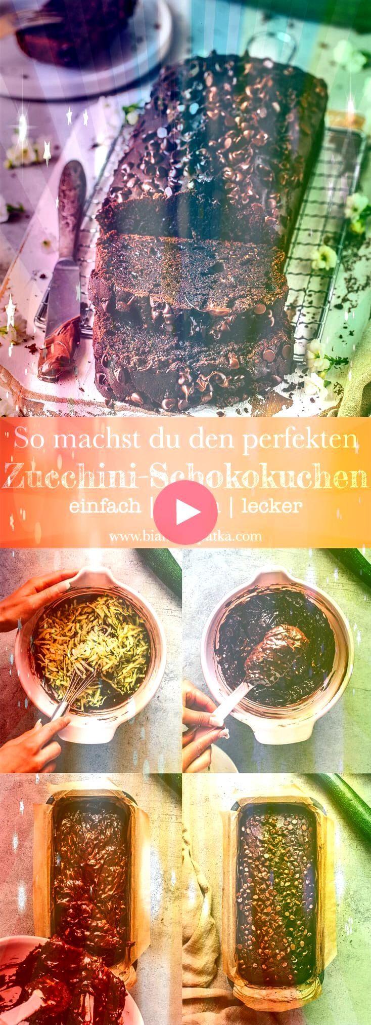 zucchini chocolate cake  Rezepte Kuchen  Torten Vegan zucchini chocolate cake  Rezepte Kuchen  Torten  Protein Brownies mit Bohnen ohne Mehl ohne weissen Zucker vegan bac...