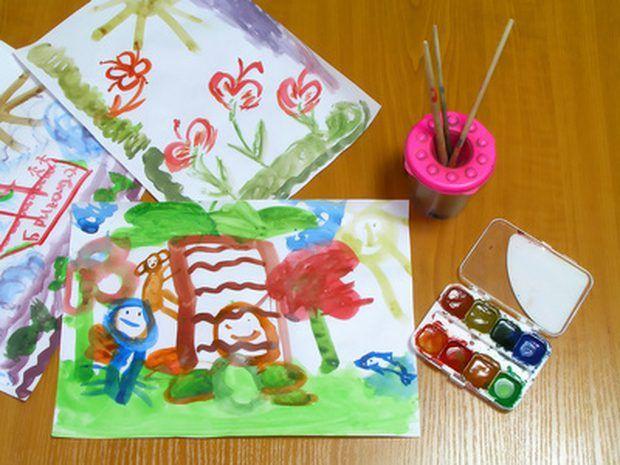 Actividades Para Hacer Con Niños De 2 A 3 Años En Una Guardería Actividades Para Niños De 2 Años Actividades De Terapia De Arte Actividades Para Niños