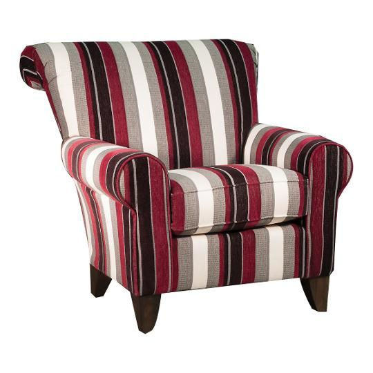 Best Magenta Black And White Striped Chair Seaside 400 x 300