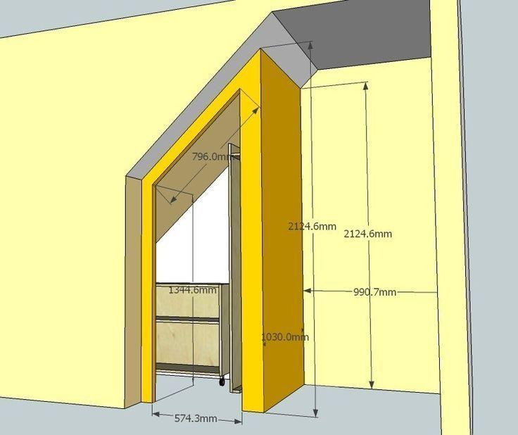 Bespoke Under Stairs Shelving: A Bespoke Understairs Cubby Hole! Understairs Ideas