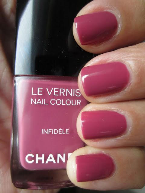 The Queen of the Nail: Chanel Fashion's Night Out 2012 Nail Colors