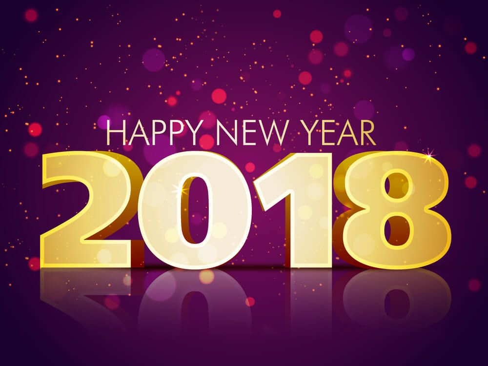 Are you ready to be financially fit in 2018 now is the time to get happy new year 2018 wishes images gifs animated photos and pics new years greetings messages and cards m4hsunfo Image collections
