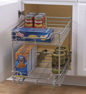Kitchen Cabinet Organizers And Storage Solutions At Organize It