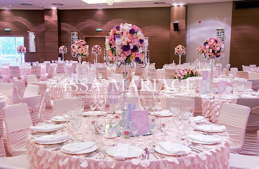 Decoratiuni Nunta Pitesti La Restaurant Hotel Ramada Aranjamente