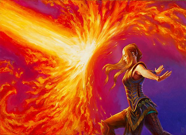 Force Of Will Judge Promo Concept Art Fantasy Artwork Fantasy Art