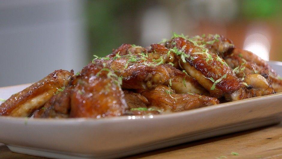 """Photo of Recipe Chicken fins """"finger sucker"""" – Small Dishes in E …"""