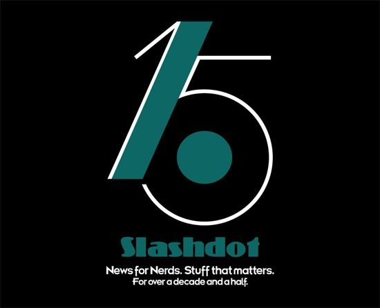 Happy 15th Anniversary Slashdot Logos With Meaning Pinterest