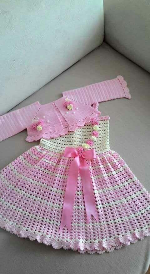 Pin von Ornella auf Bebè   Pinterest   Mädchenbekleidung ...