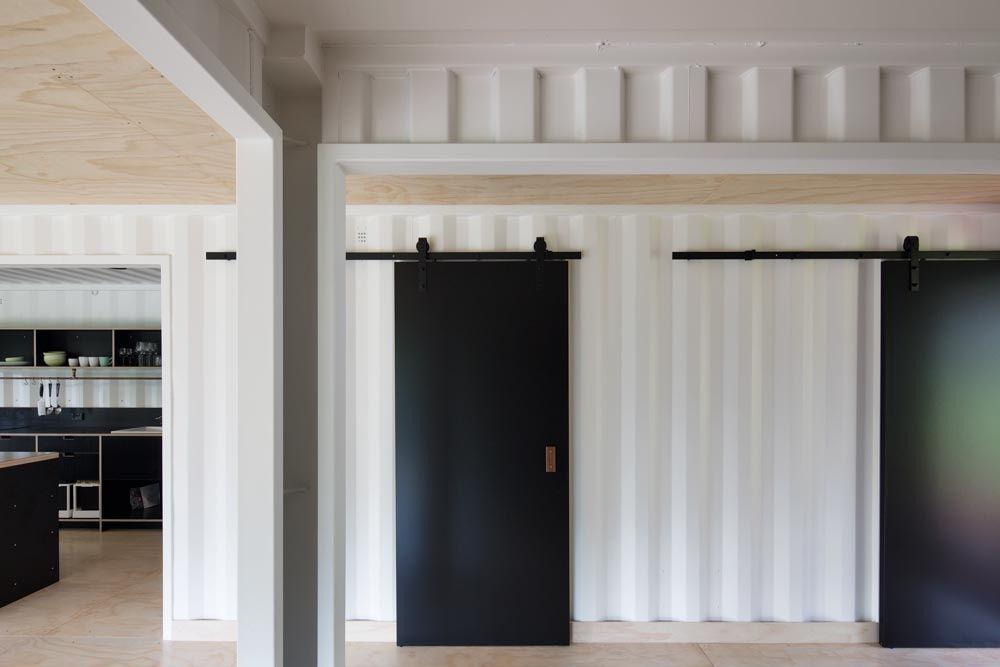 Matt Elkan Architect - South Coast Container House