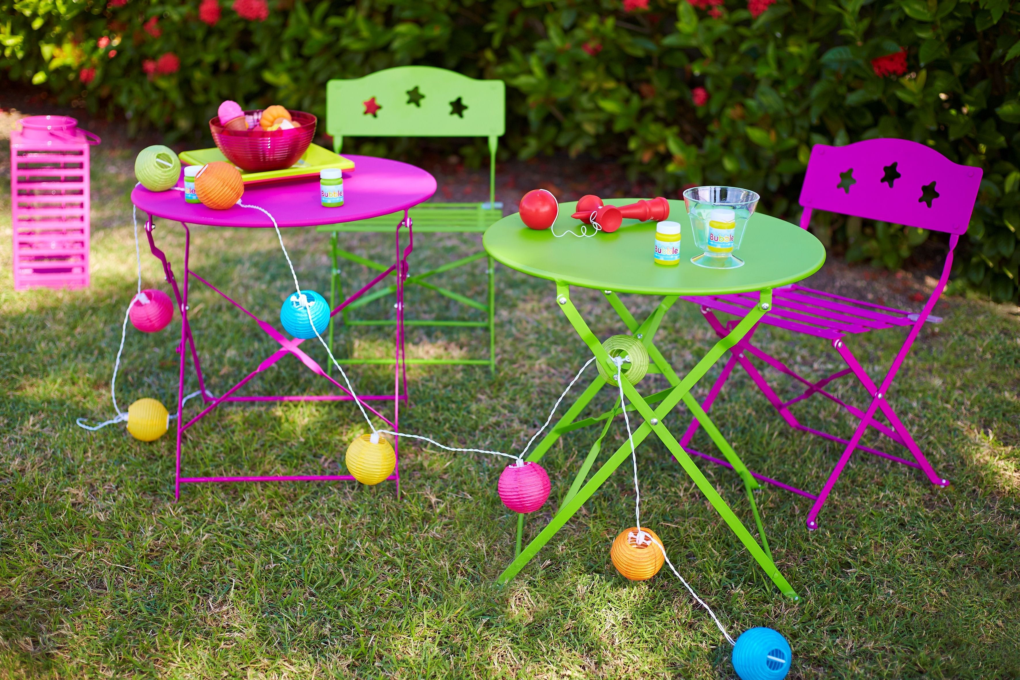 Mobilier de jardin pour enfants : notre sélection estivale ...