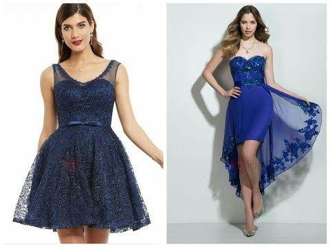 فساتين قصيرة لليلة الحنة منفوشة Dresses Fashion High Low Dress