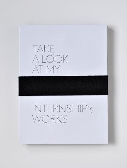 Designers Anonymous Internship Report - Fauve Troiano www.fauvetroiano.com