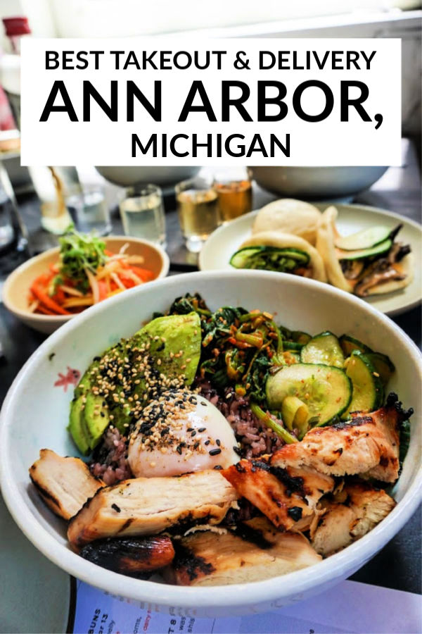 Best Ann Arbor Takeout Food Delivery During Dine In Closures In 2020 Foodie Travel Takeout Food Culinary Travel