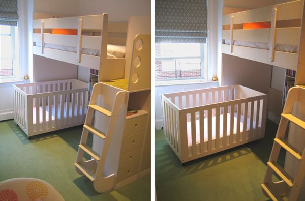 Bunk bed - If It Turns Out To Be A Boy....this Is What I Plan On Doing In