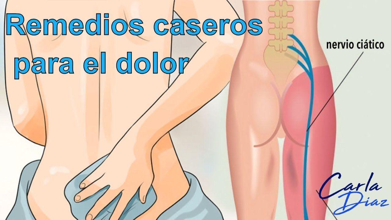 Dolor de cervicales remedios caseros