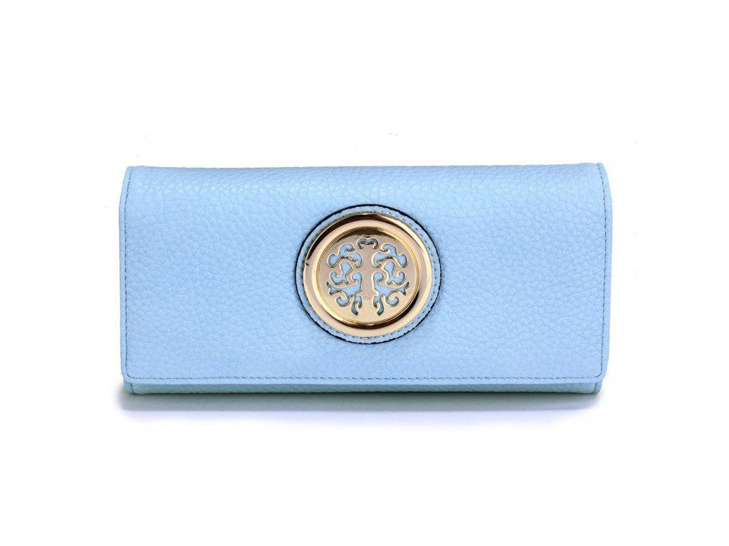 965d41da9a7f Modrá peňaženka Carline LSP1039A
