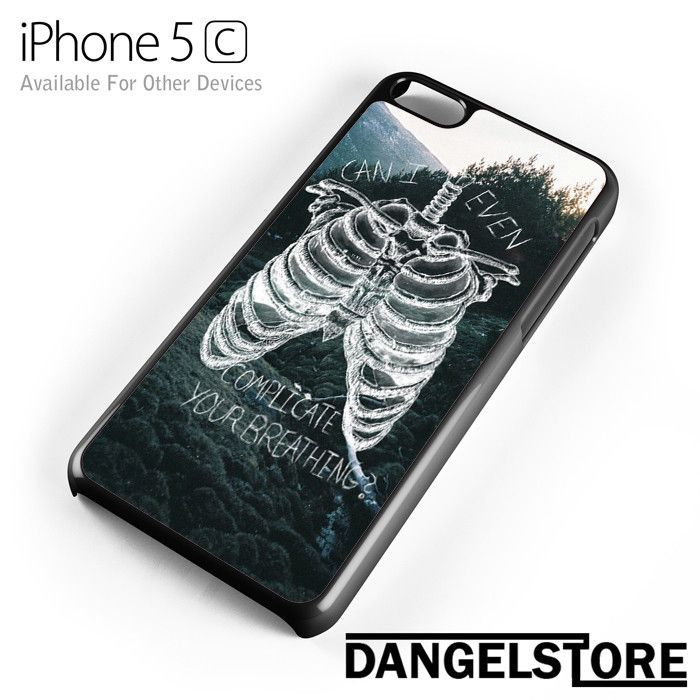 Pierce The Veil Song Quote For iPhone 5C And Other Devices