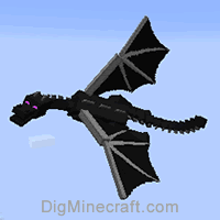 How To Summon An Ender Dragon In Minecraft Minecraft Ender Dragon Dragon Images Minecraft