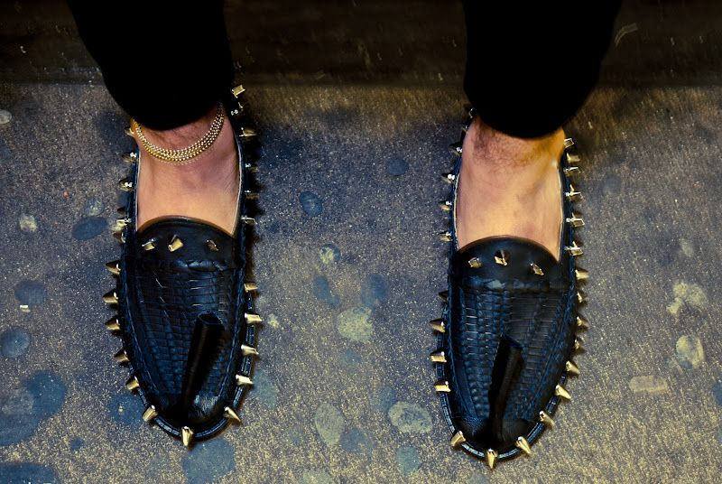 BRANKOPOPOVICBLOG: Captivated by George Styler debut collection