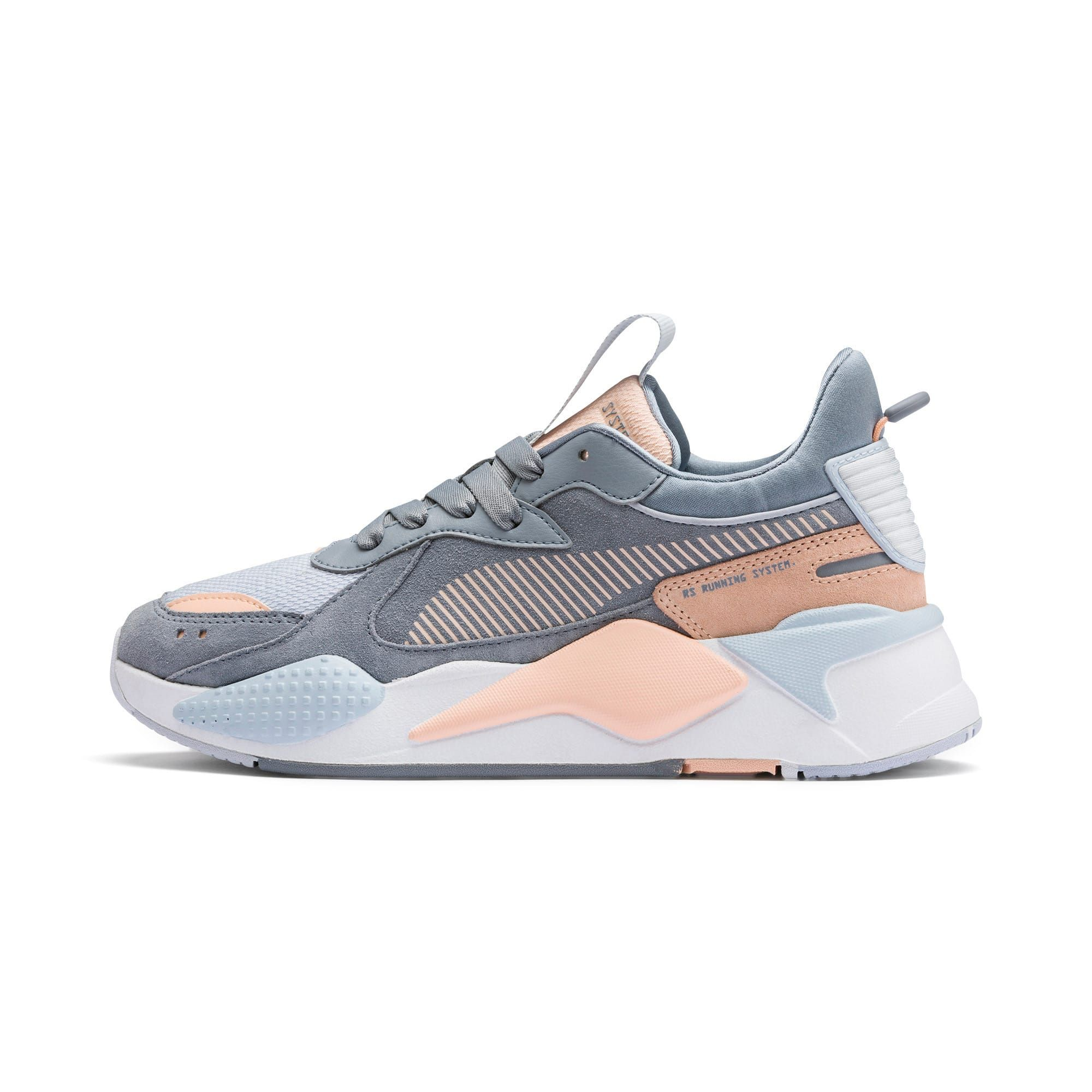 Puma RS X Reinvent trainers in beige