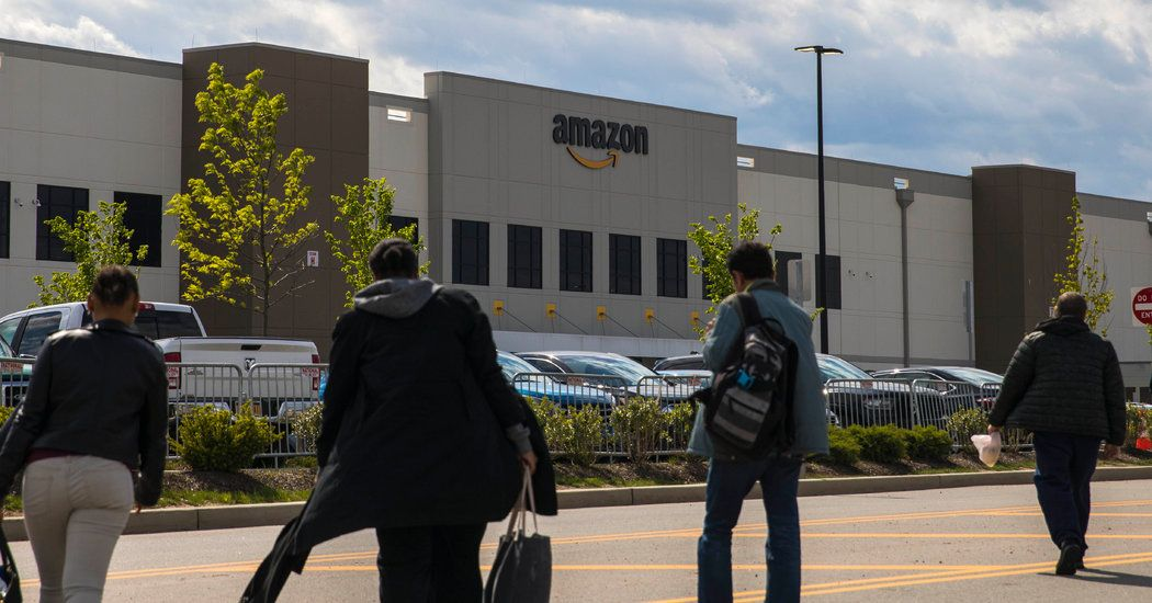 Amazon Announces It Will Lease 350000 Square Feet In Manhattan For
