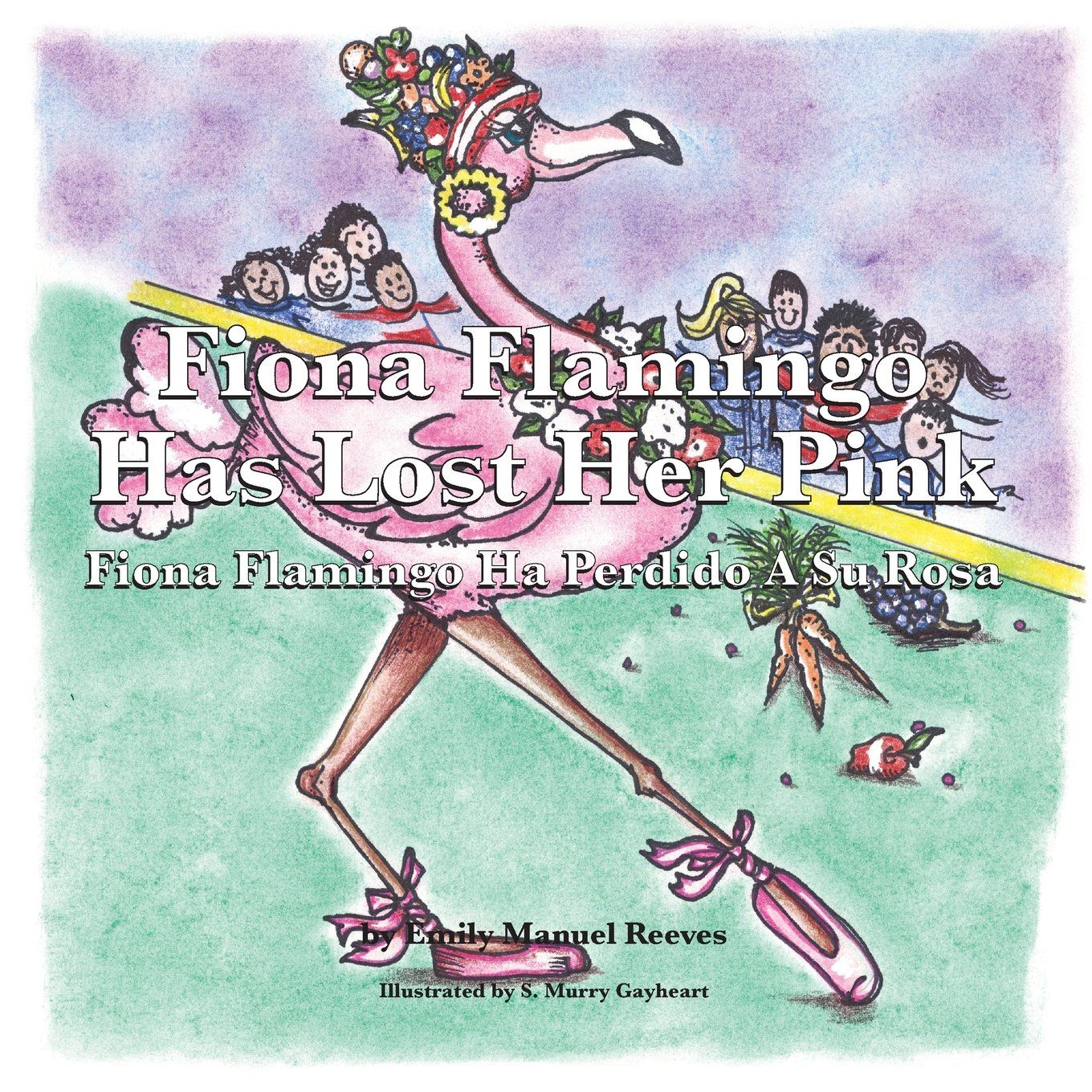 Fiona Flamingo Has Lost Her Pink Emily Manuel Reeves 9780982150610 Amazon Com Books Flamingo Gifts Flamingo Losing Her