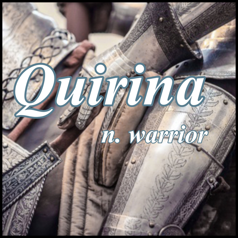 Girls Name: Quirina