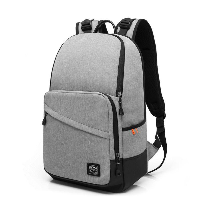 2073800eba Brand Stylish Men Large Capacity Bag Travel Laptop Backpack Waterproof Nylon  College Tide Casual Men s Backpacks