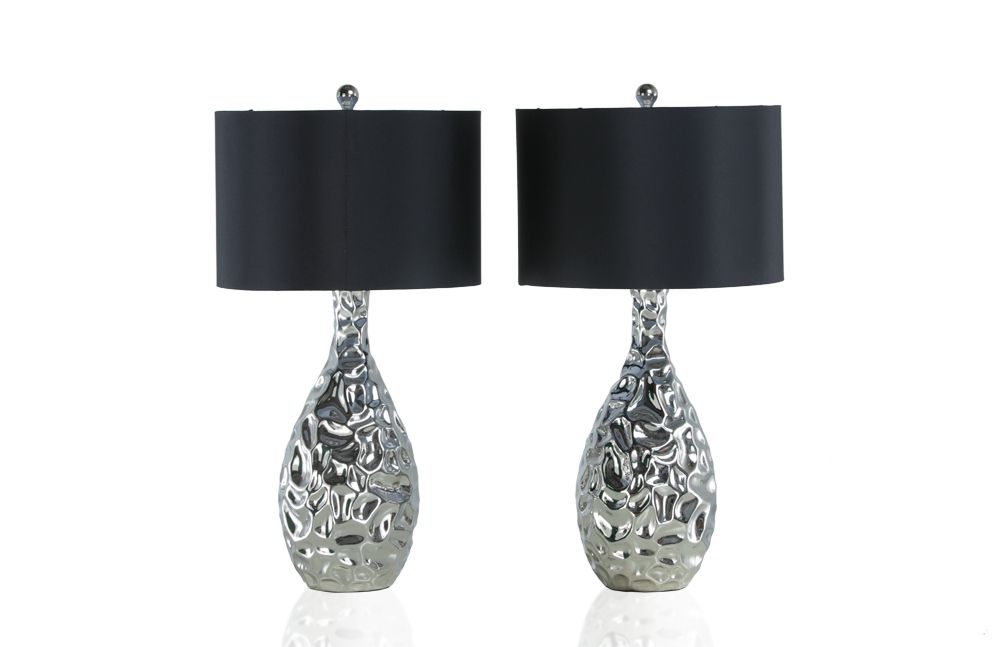 Silver Lamps Concord My Bobs Lamp Silver Lamp Home Accents