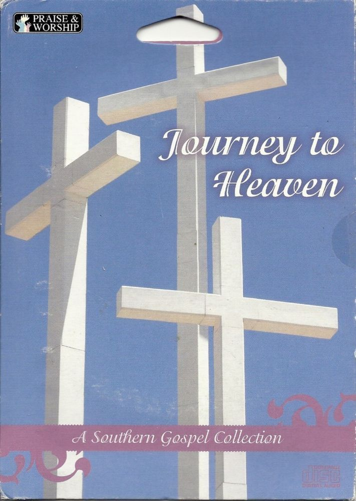 JOURNEY TO HEAVEN PRAISE AND WORSHIP GOSPEL MUSIC CD