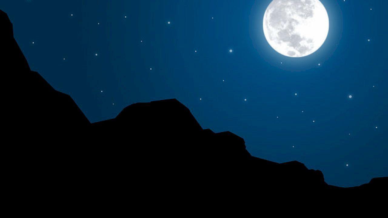 ما هي مراحل تولد القمر Celestial Moon Celestial Bodies
