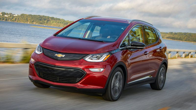 2017 Chevrolet Bolt More Functional Than Fetching But That S Ok