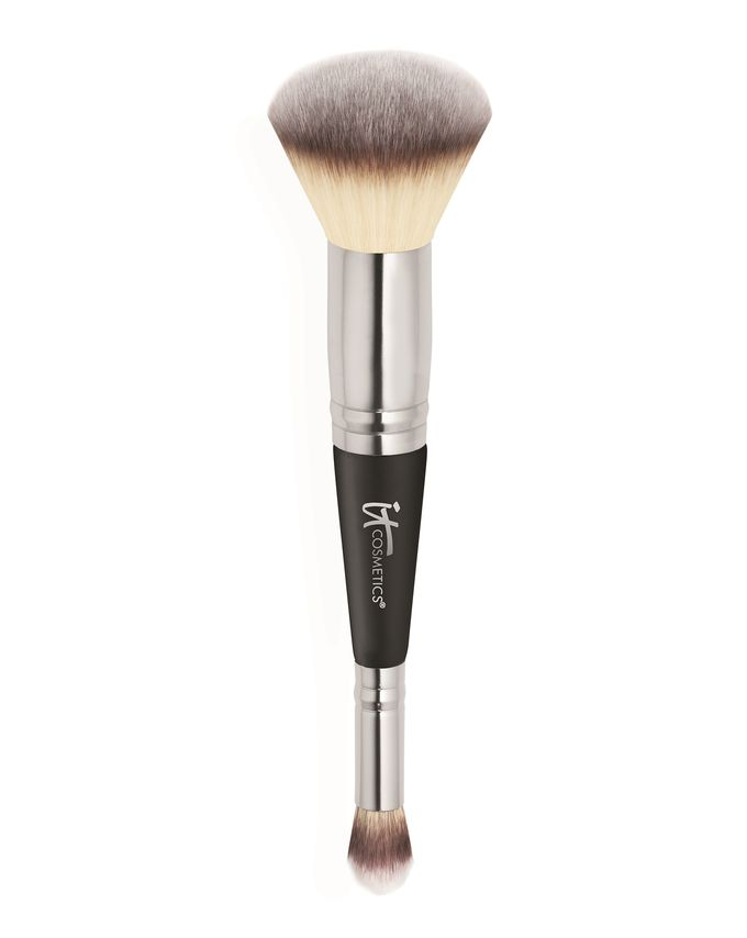 IT Cosmetics | Heavenly Luxe Dual Airbrush Concealer and Foundation Brush